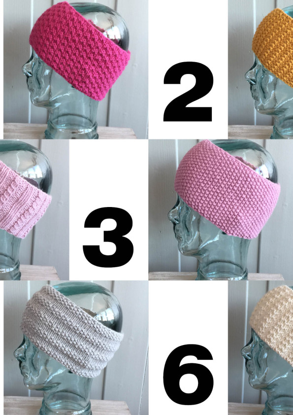 Headband by Knitting Inna