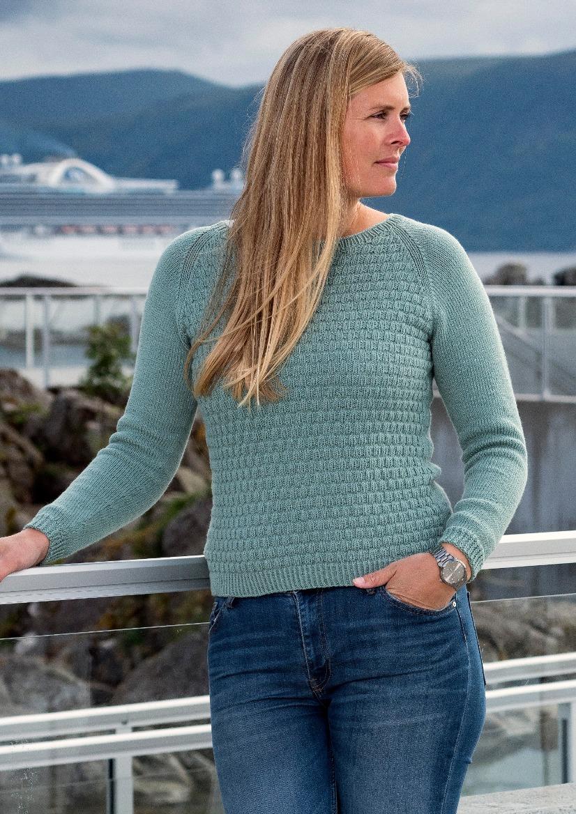 a608a8dc Bygenser til dame - Knitting Inna