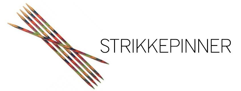 Strikkepinner - Knitting Inna
