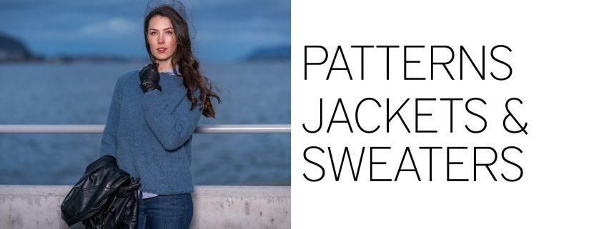 PATTERNS JACKETS