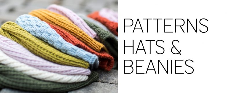 PATTERNS HATS