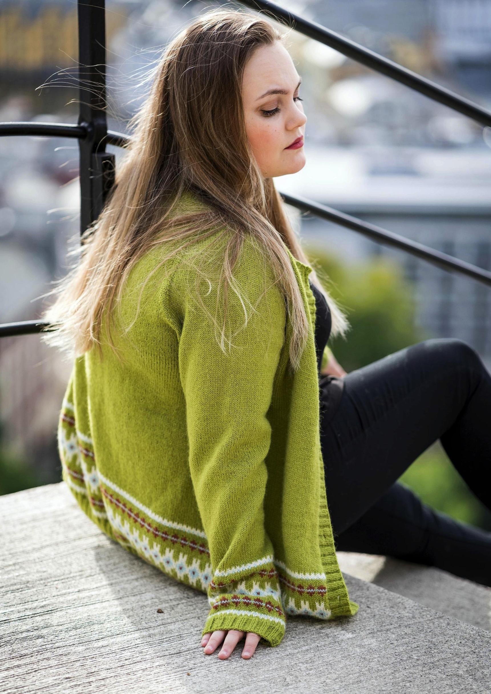 e7c127ba Garn til Ingeborgjakke - Knitting Inna
