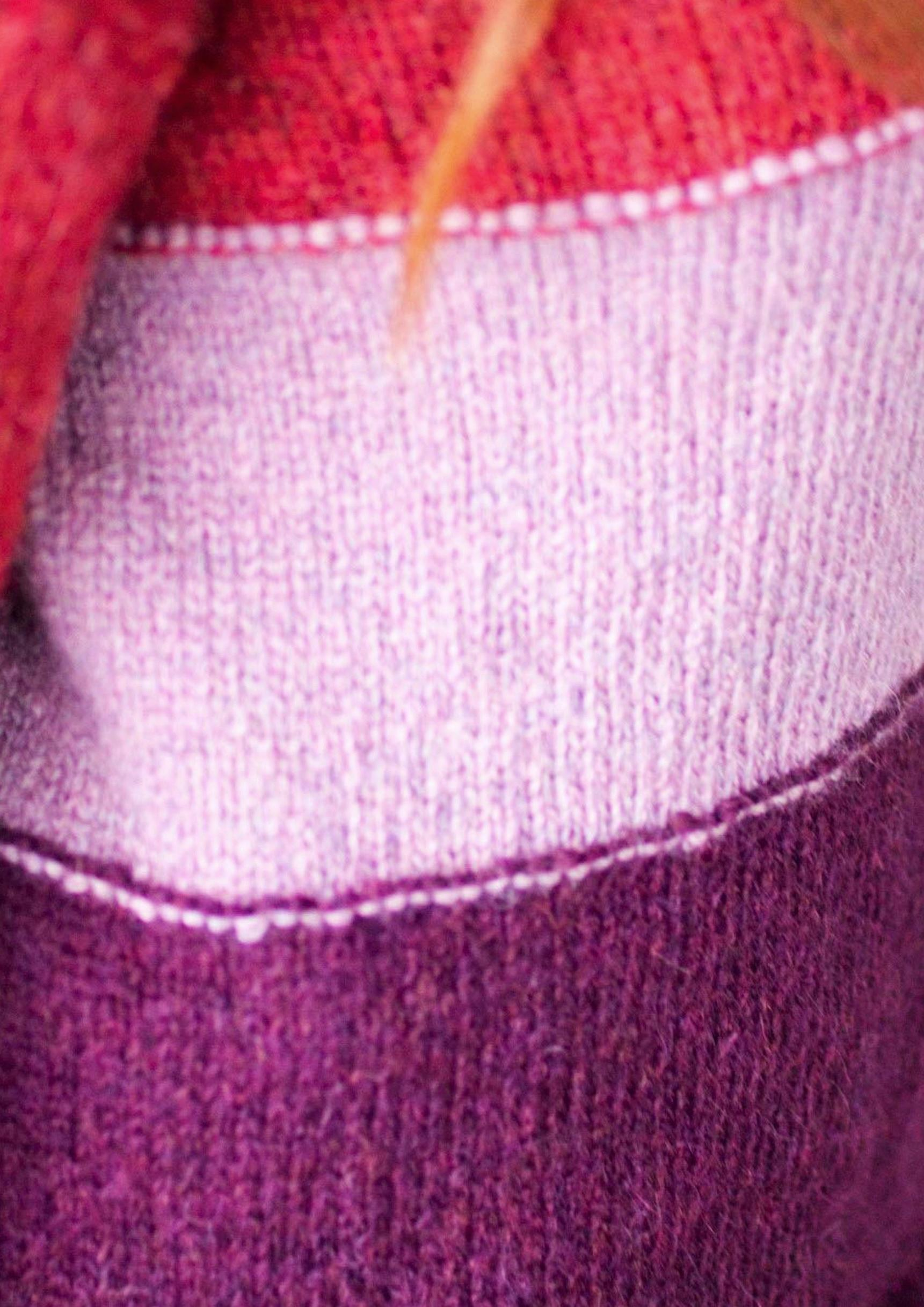 Garnpakke: TRICOLOR Knitting Inna
