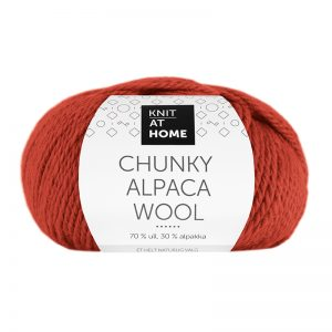 Chunky Alpaca Wool 616