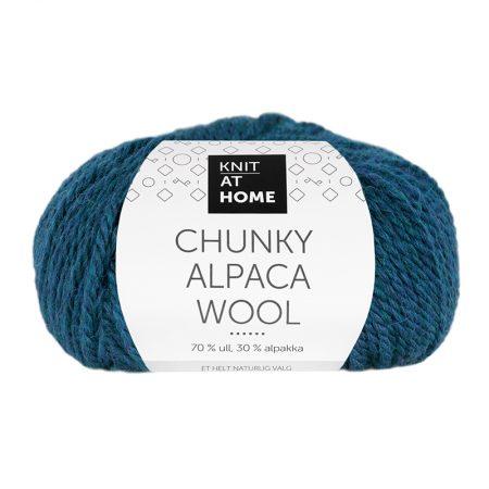 Chunky Alpaca Wool 625
