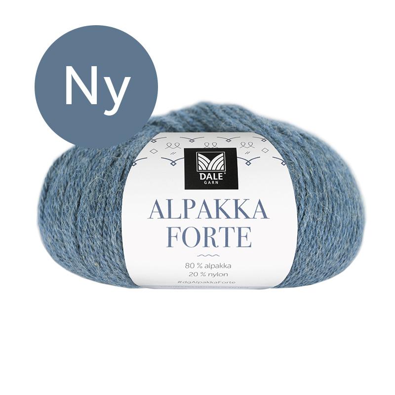 Alpakka Forte 714