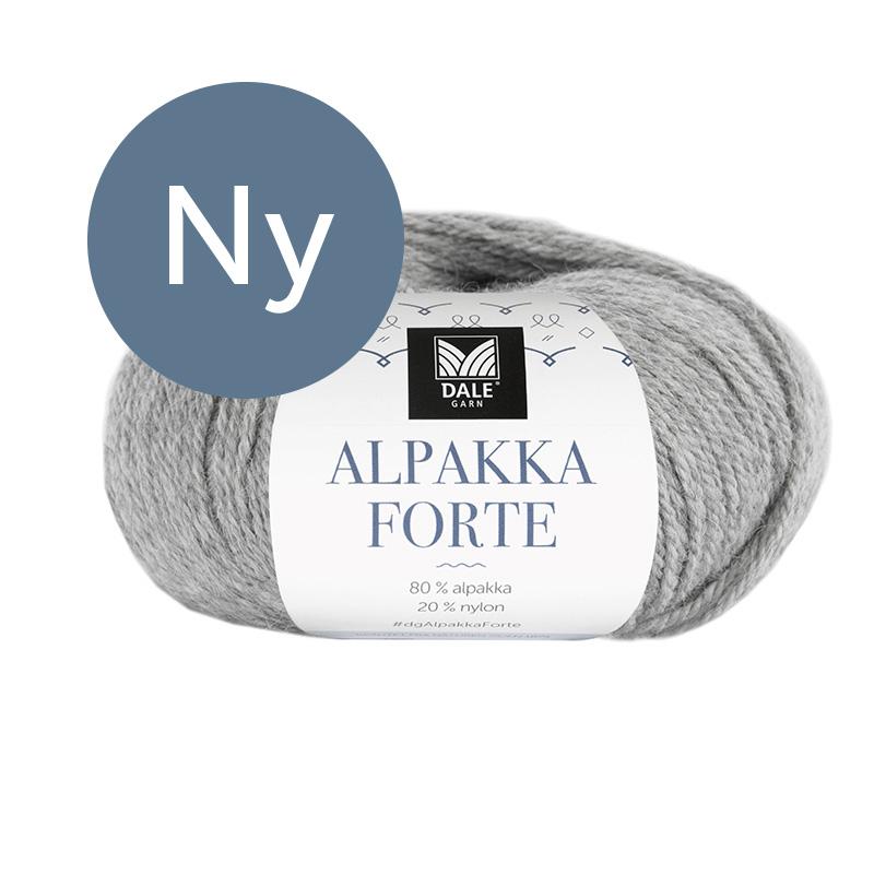 Alpakka Forte 715
