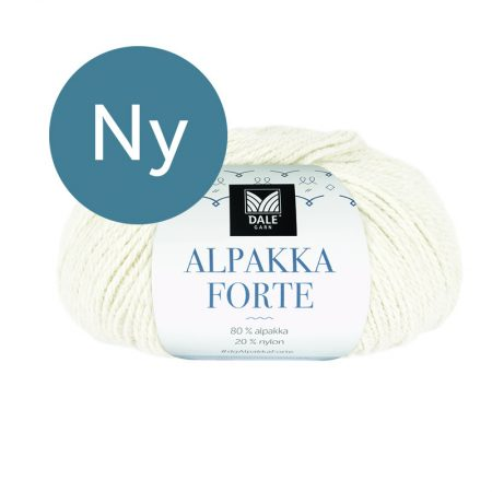 Alpakka Forte 717