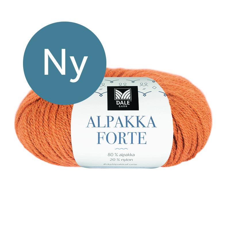 Alpakka Forte 719