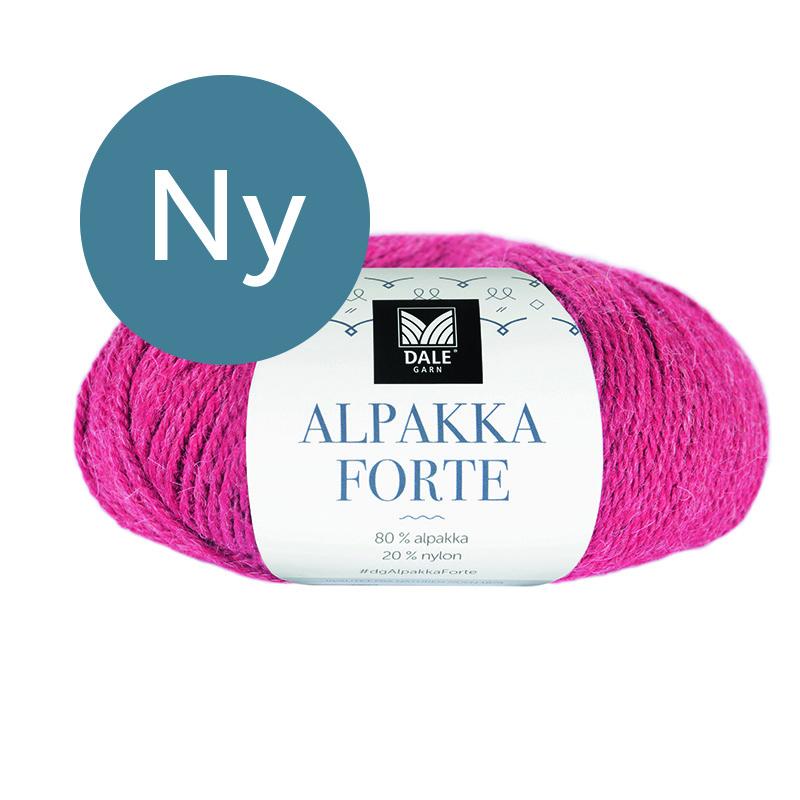Alpakka Forte 720