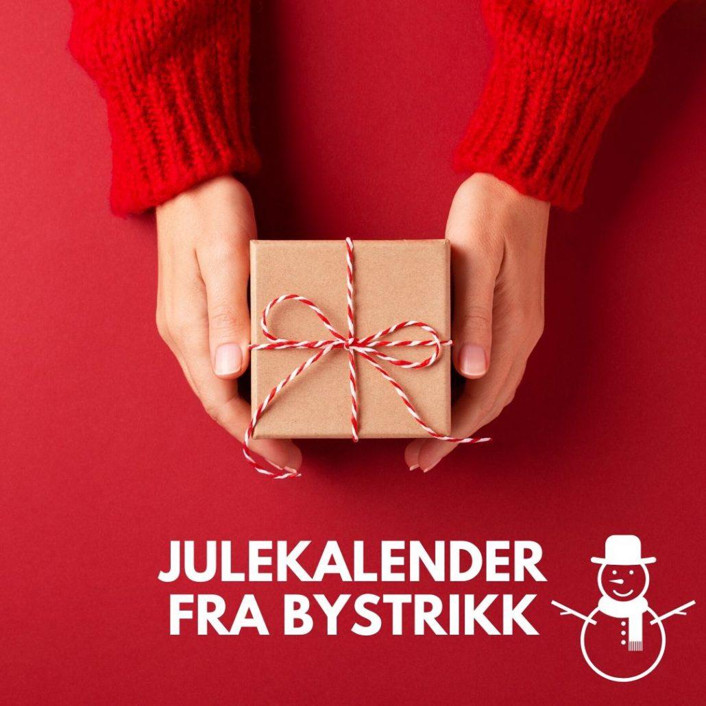 Julekalender fra bystrikk