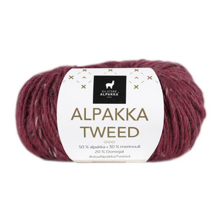 Alpakka Tweed 116