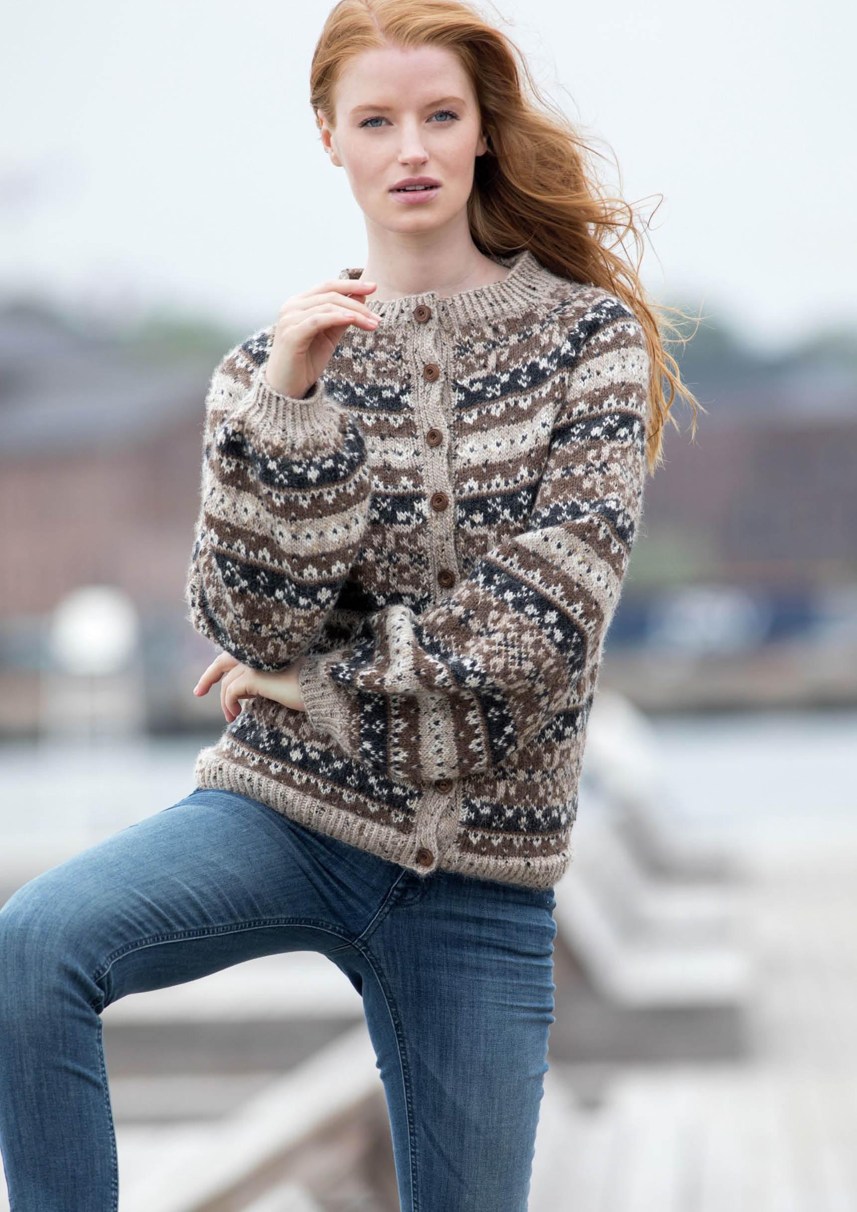 Amalie jakke