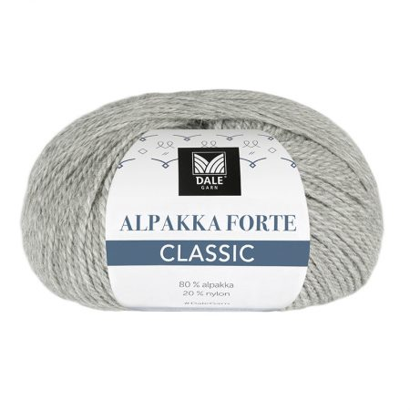 Alpakka Forte Classic 504