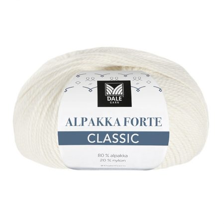 Alpakka Forte Classic 505