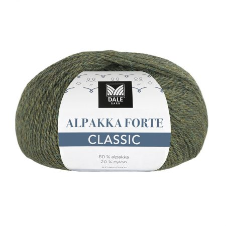 Alpakka Forte Classic 511