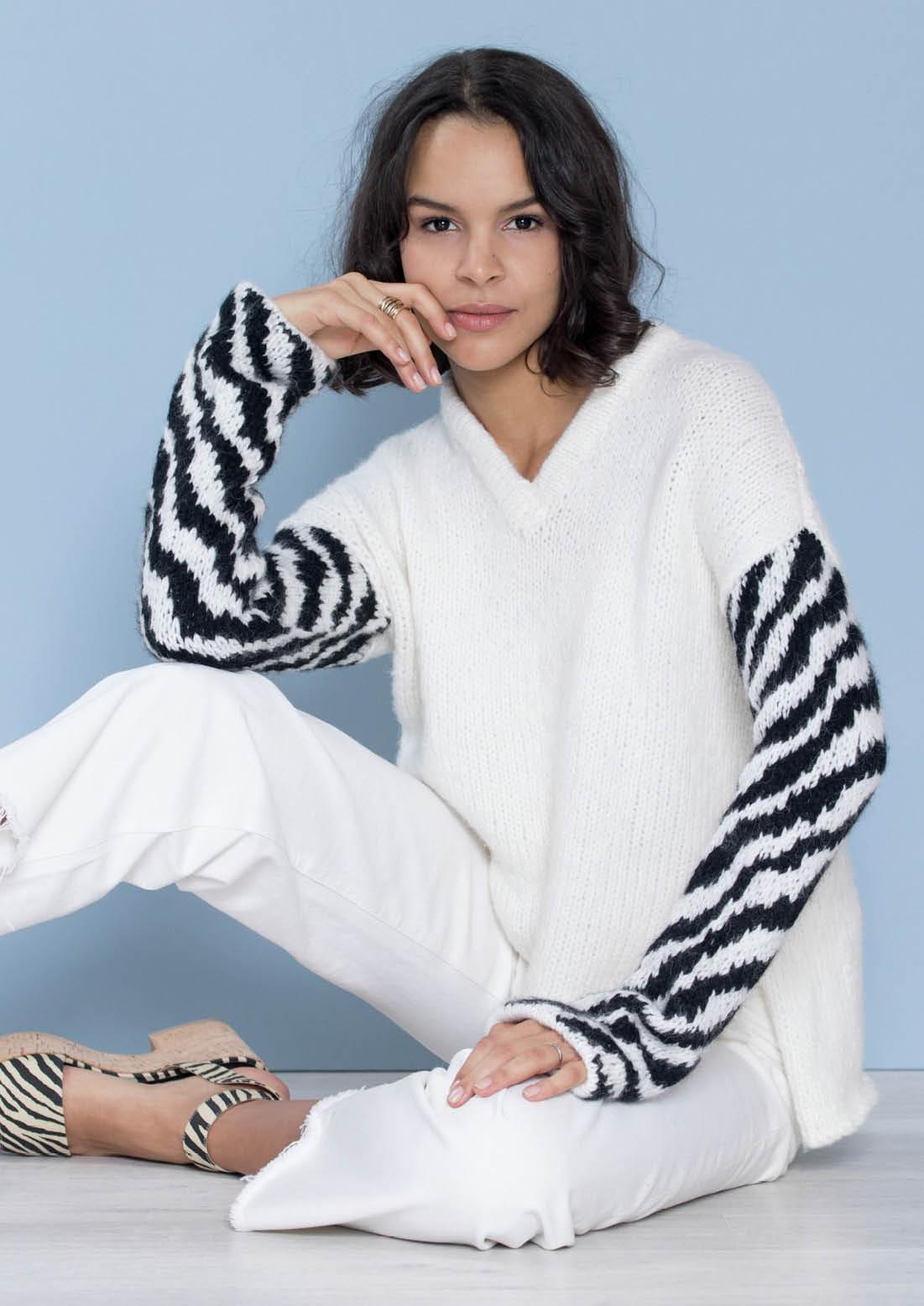 Zest genser